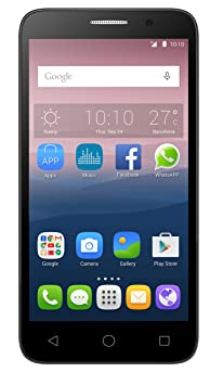 Alcatel ONE Touch POP 3 5065D Smartphone Compact Argent