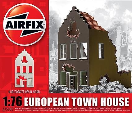 Airfix - A75005 - Maquette - Belgian Ruin 1