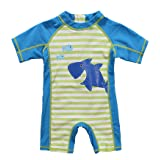 ALove Baby Rash Guard Swimwear One Piece Sunsuit Swimming Suit 18 Months