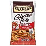 Snyder's of Hanover Gluten Free Pretzel Pieces, Hot Buffalo Wing, 7 Ounce