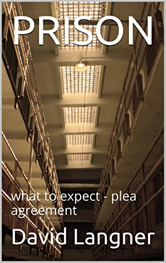 PRISON: what to expect - plea agreement (prison series Book 2)