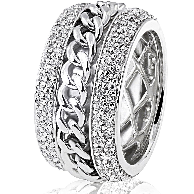 Goldmaid Damen-Ring 925 Sterlingsilber 160 Zirkonia  Pa R4657S online bestellen