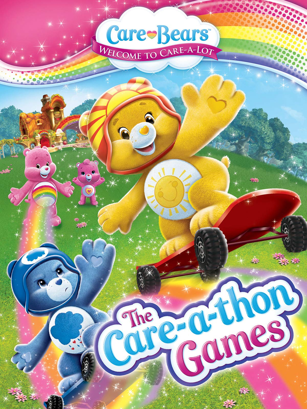 Care Bears: The Care-a-Thon Games on Amazon Prime Instant Video UK