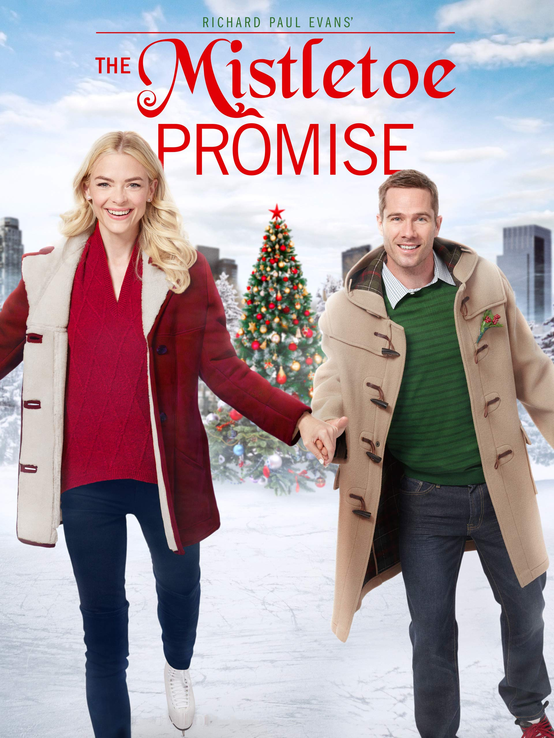 The Mistletoe Promise on Amazon Prime Video UK