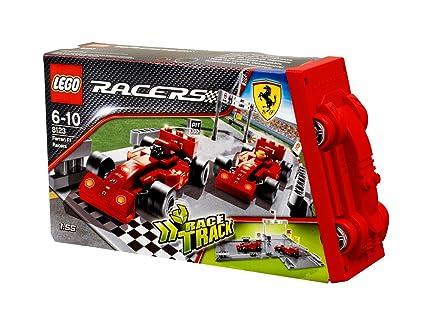 LEGO - 8123 - Jeu de construction - Racers - Ferrari F1 Racers