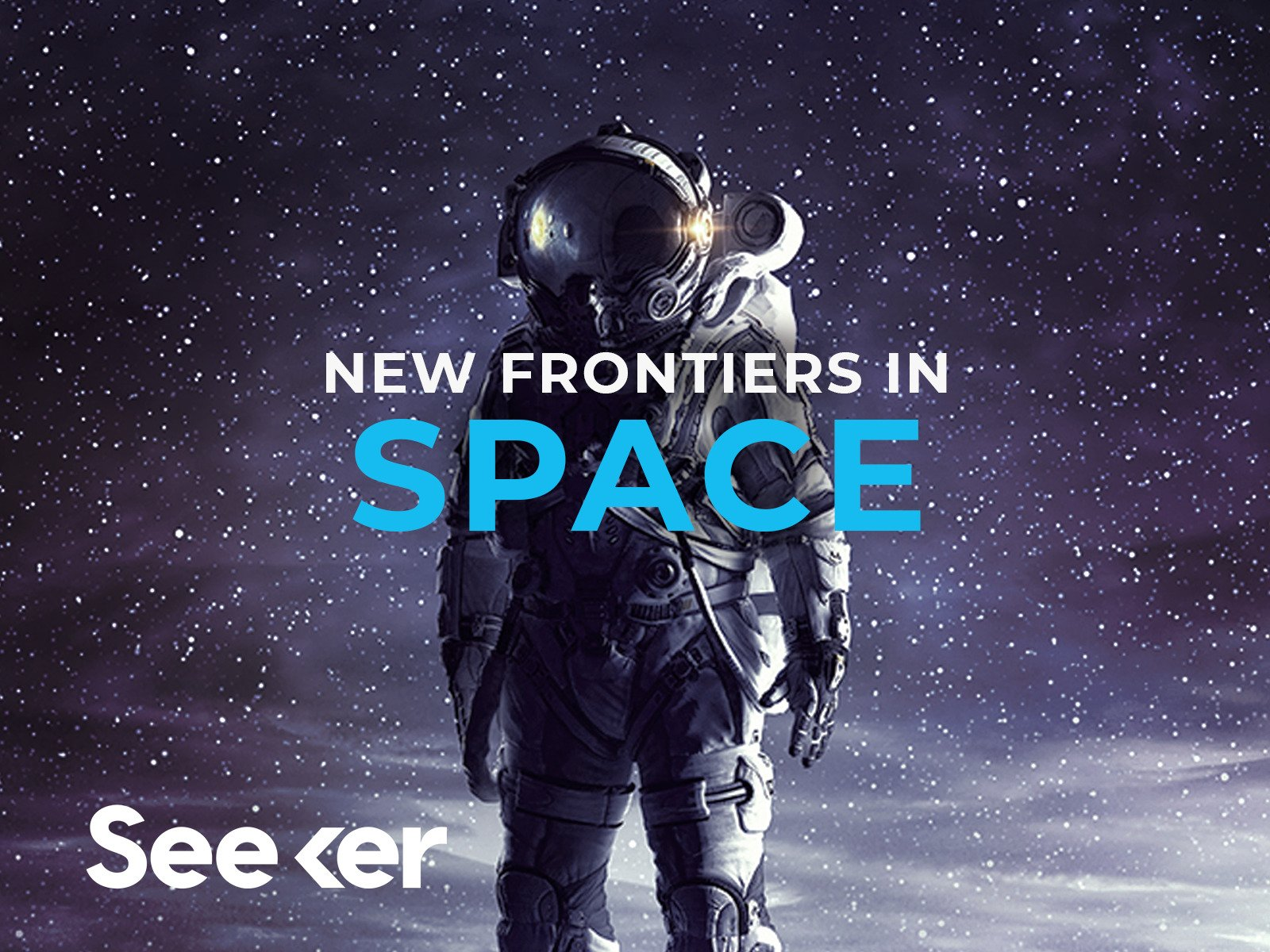 New Frontiers In Space on Amazon Prime Instant Video UK