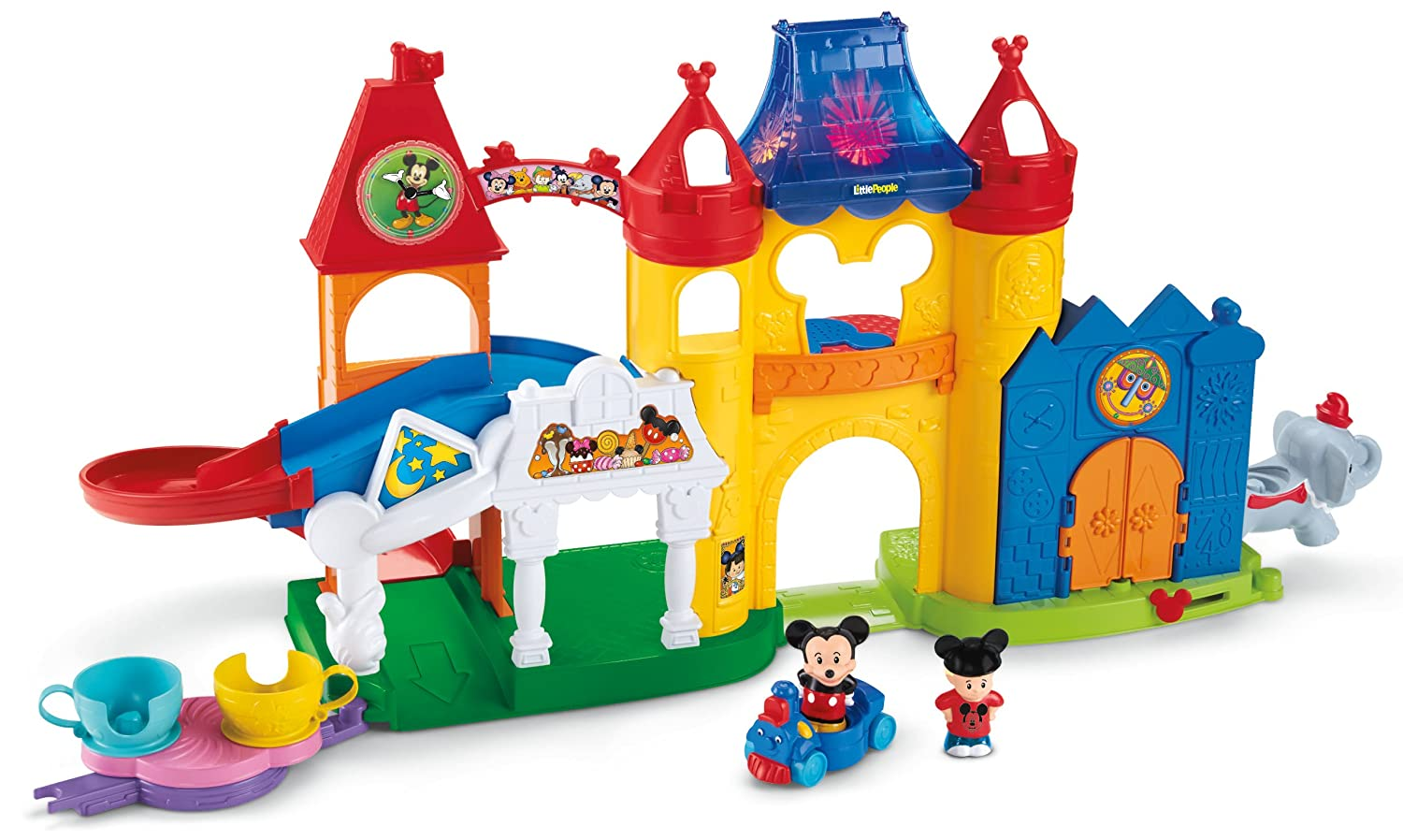 Fisher Price Little People Discover Disney