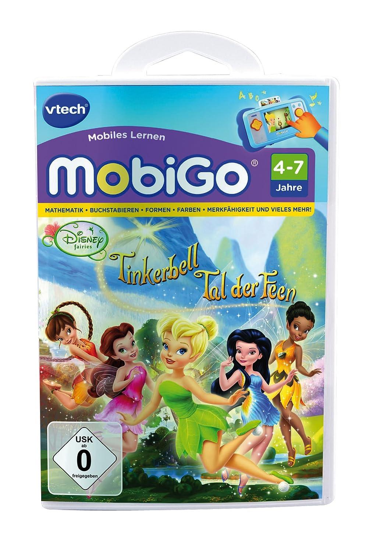 VTECH 80-250904 – MobiGo Lernspiel Tinkerbell – Das Tal der Feen jetzt bestellen