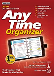 AnyTime Organizer Deluxe 15 [Download]