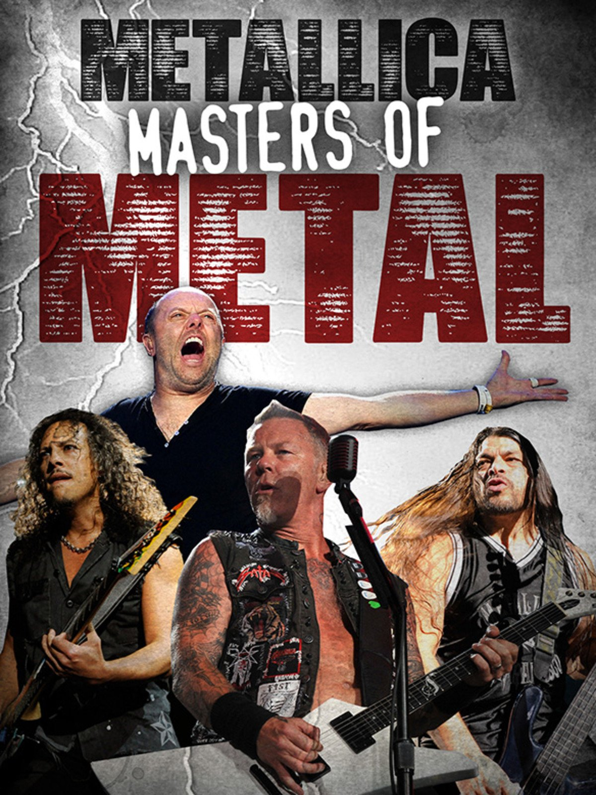 Metallica: Masters of Metal on Amazon Prime Instant Video UK