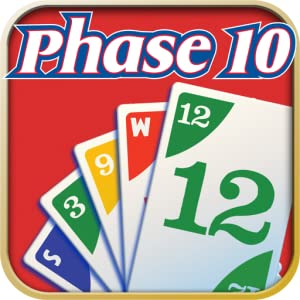 Phase 10 (Kindle Tablet Edition) from Magmic Inc.