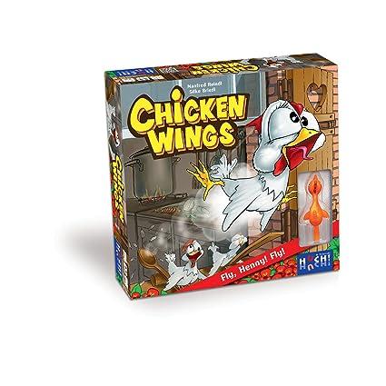 Huch & Friends - 879431 - Jeu de Société - Chicken Wings