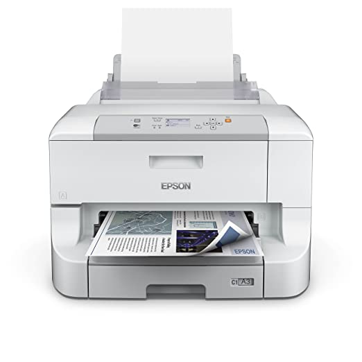 Epson WorkForce Pro WF-8010DW Imprimante jet d'encre Couleur Wi-Fi