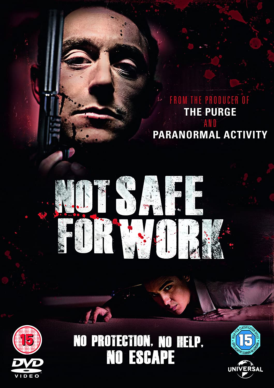 Not Safe for Work (2014) [English] SL DM - Michael Gladis, Dan Bakkedahl, Max Minghella