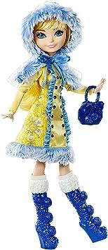 Mattel Ever After High dkr66–Blondie lockes