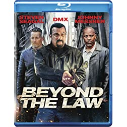 Beyond the Law [Blu-ray]