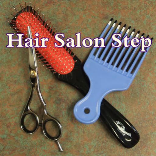 Hair Salon Step