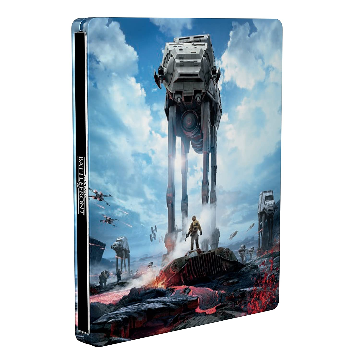 Star Wars: Battlefront & SteelBook (Amazon Exclusive) - PC