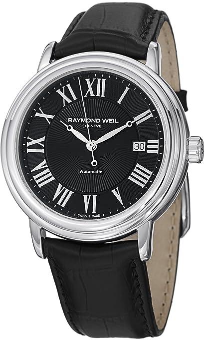 Raymond Weil Maestro Automatic Date Men's Automatic Watch 2847-STC-00209 雷蒙威 马斯图系列 男士自动机械腕表-奢品汇 | 海淘手表 | 腕表资讯