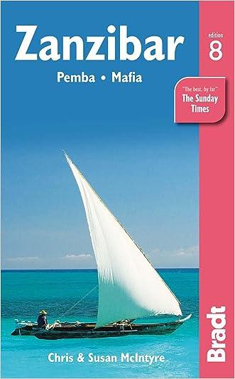 Zanzibar: Pemba - Mafia (Bradt Travel Guide)