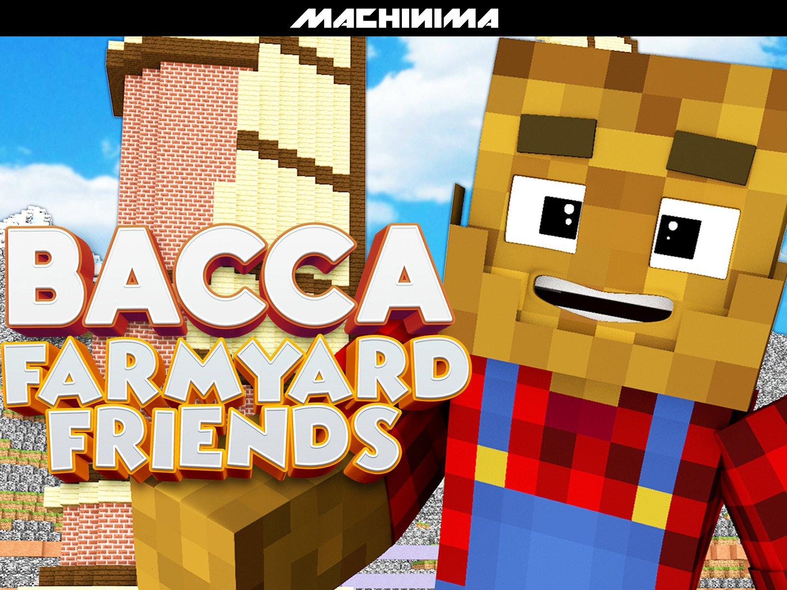 Clip: Bacca Farmyard Friends - Season 4