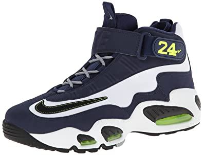 Amazon.com: Nike Air Griffey Max 1 Color: White/ Black 354912-102: Shoes