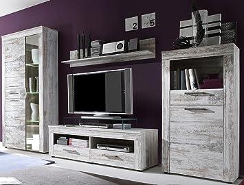 Peachy Sale Trendteam 1276 947 68 Wohnzimmerschrank Wohnwand Ibusinesslaw Wood Chair Design Ideas Ibusinesslaworg