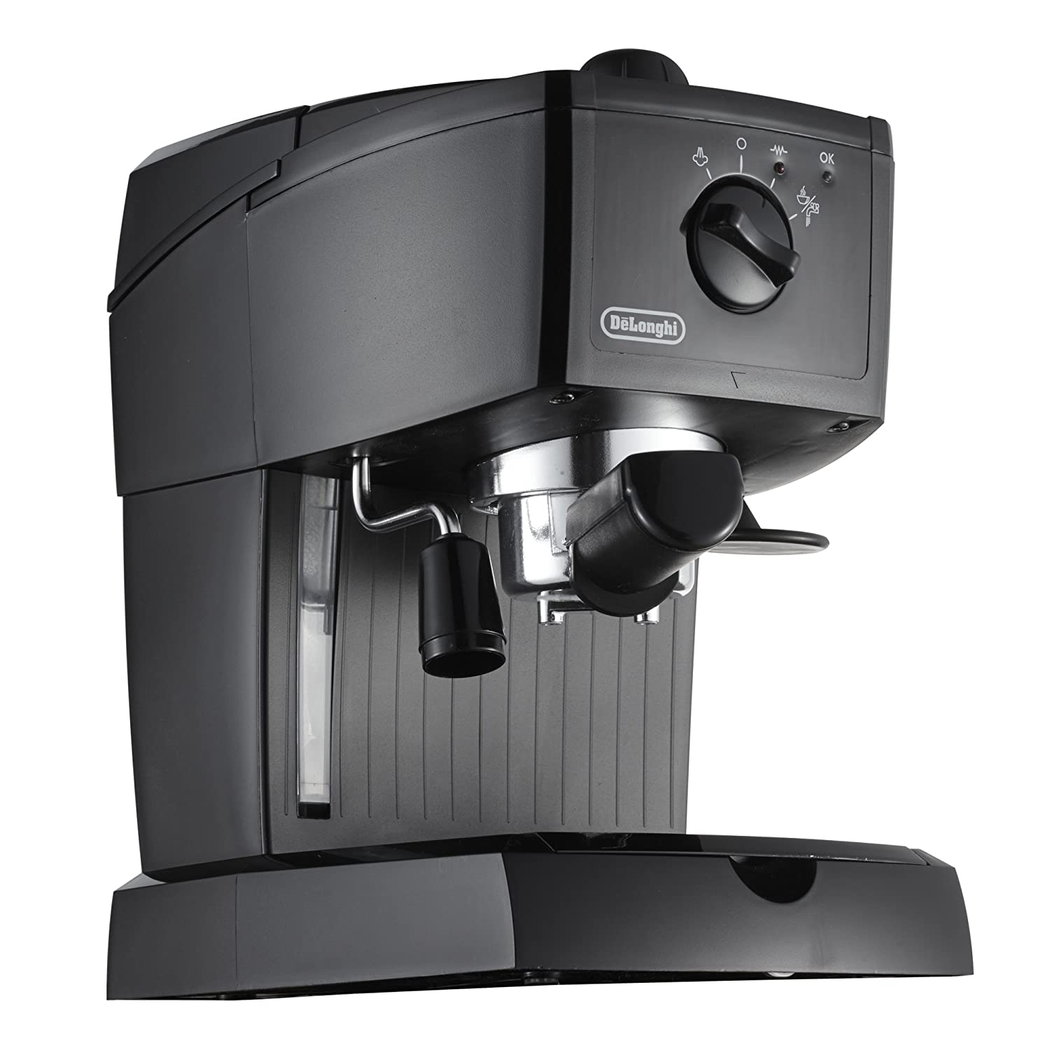 delonghi coffee machine with milk frother