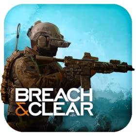 Breach & Clear (Kindle Tablet Edition)