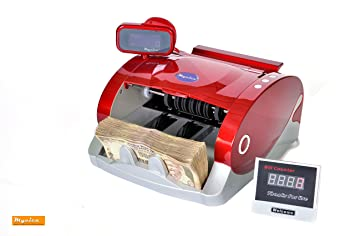 Currency Counting Machine with Fake Note Detector: Amazon.in ...