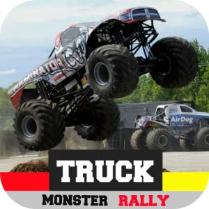 Monster Truck Rally from EliteApps