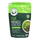 Kuli Kuli Pure Organic Moringa Vegetable Powder Pouch, 7.4 Ounce