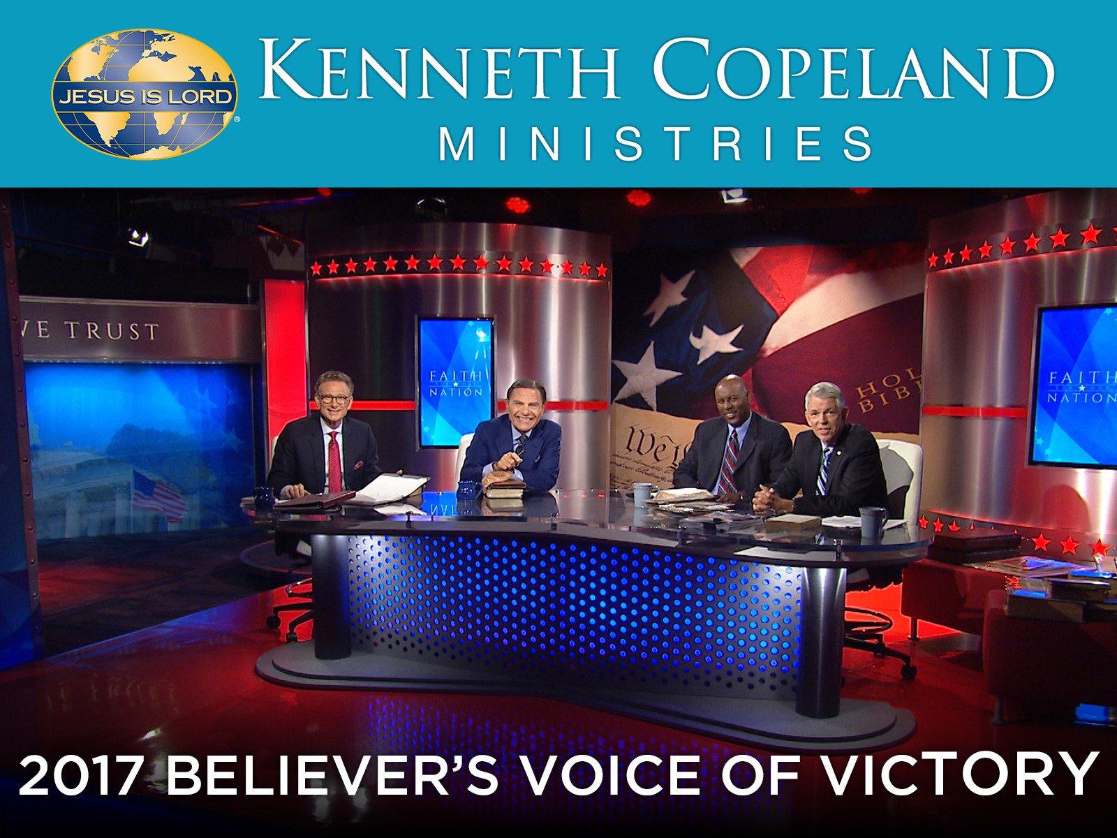 Kenneth Copeland 2017 - Season 6