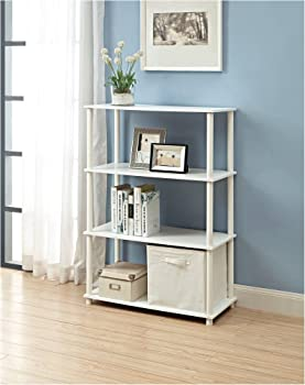 Mainstays No Tools 6 Cube Storage Shelf
