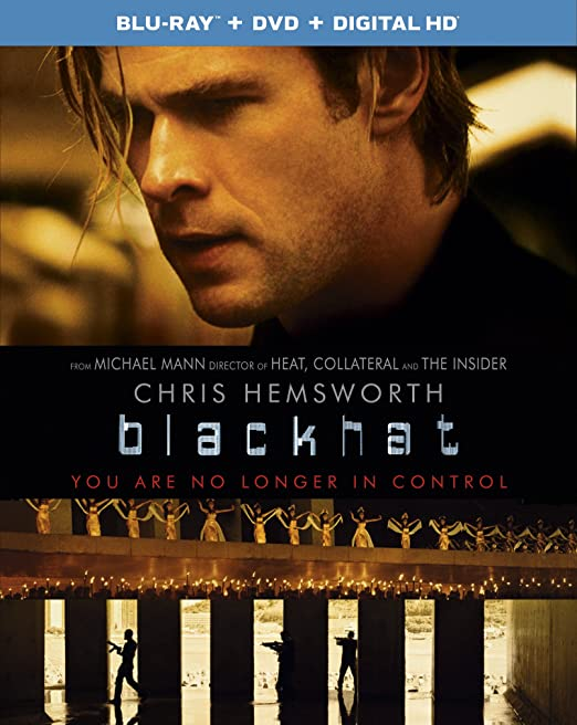 Blackhat (Blu-ray + DVD + DIGITAL HD with UltraViolet)