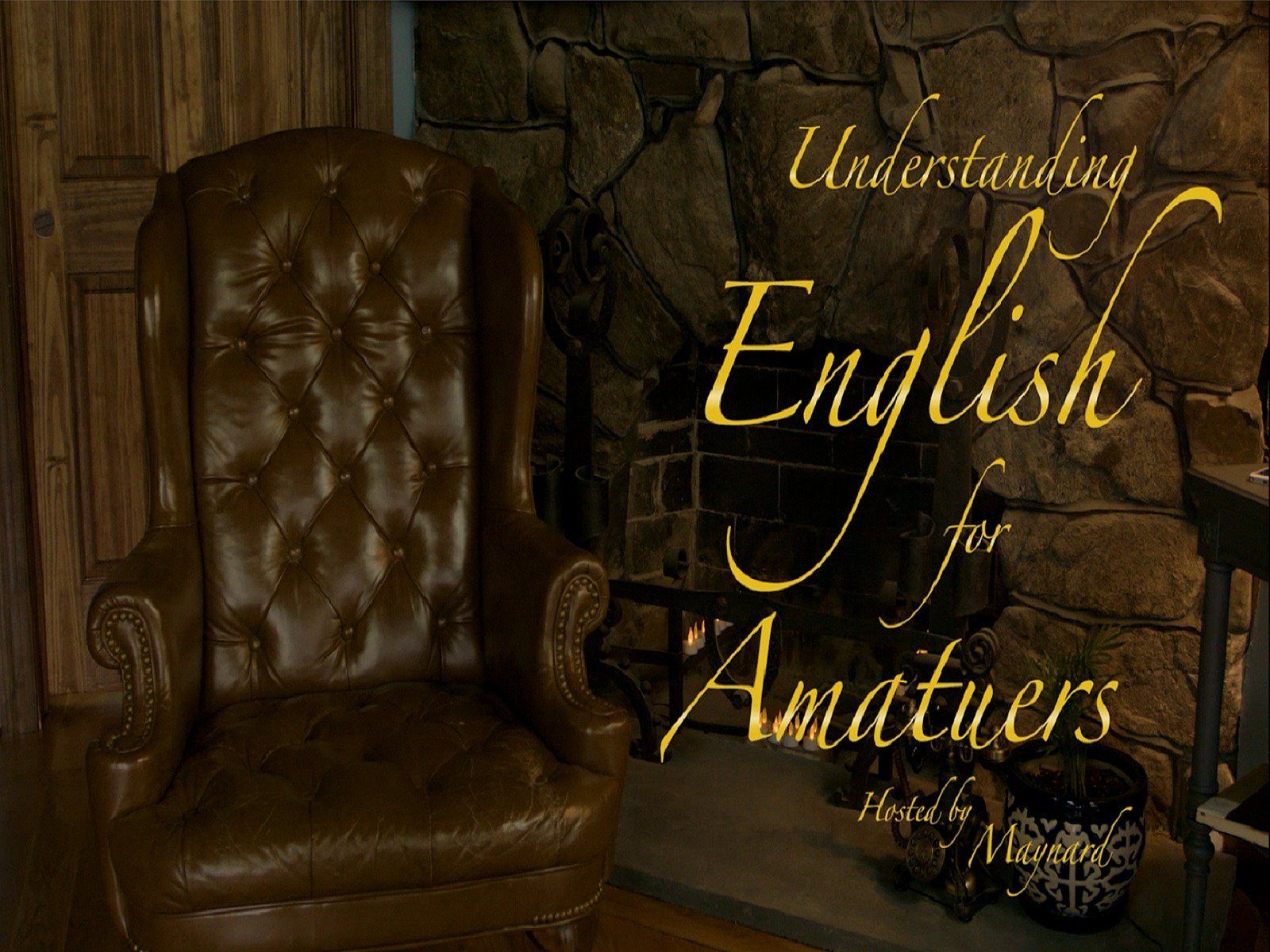 Understanding English for Amateurs - Season 1