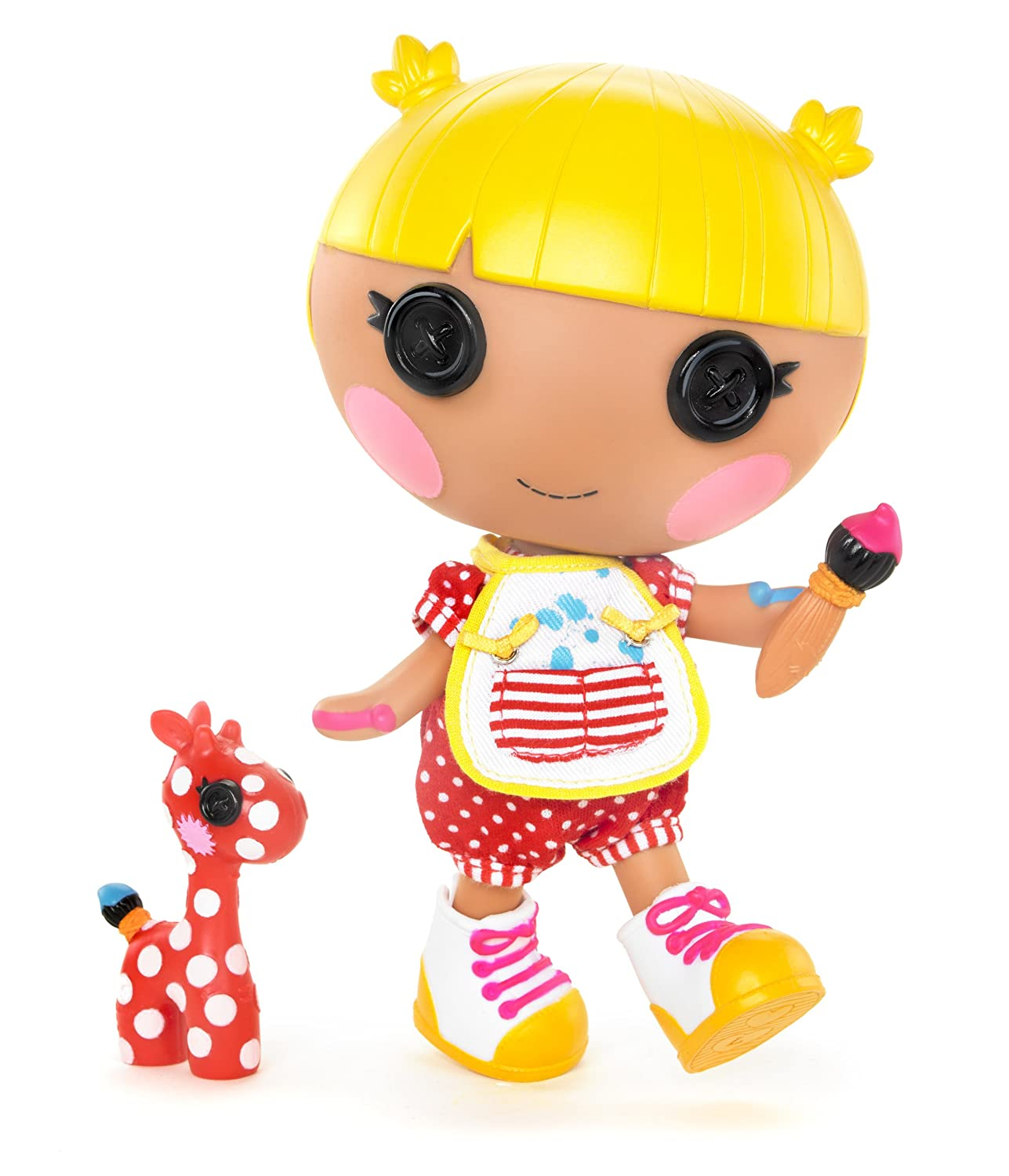 Lalaloopsy Littles Doll - Scribbles Squiggle Splash