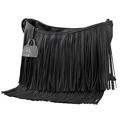 Tassel Fringe Shoulder Bag 85