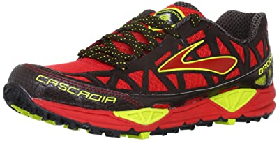 Brooks Men's Cascadia 8 Trail Running Shoes