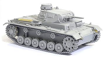 Dragon - D6631 - Maquette - Panzer III France AUSf E 1940 - Echelle 1:35