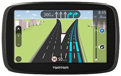 TomTom 1FD5.054.00 GPS Noir