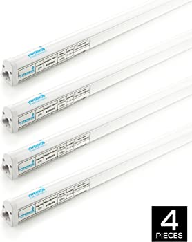 4 Pack Hyperikon LED T5 22W Light