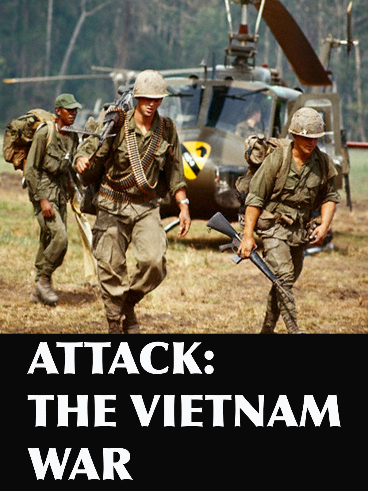 Attack: The Vietnam War on Amazon Prime Video UK