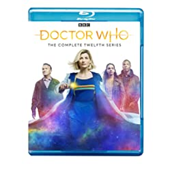 Doctor Who: The Complete Twelfth Series [Blu-ray]
