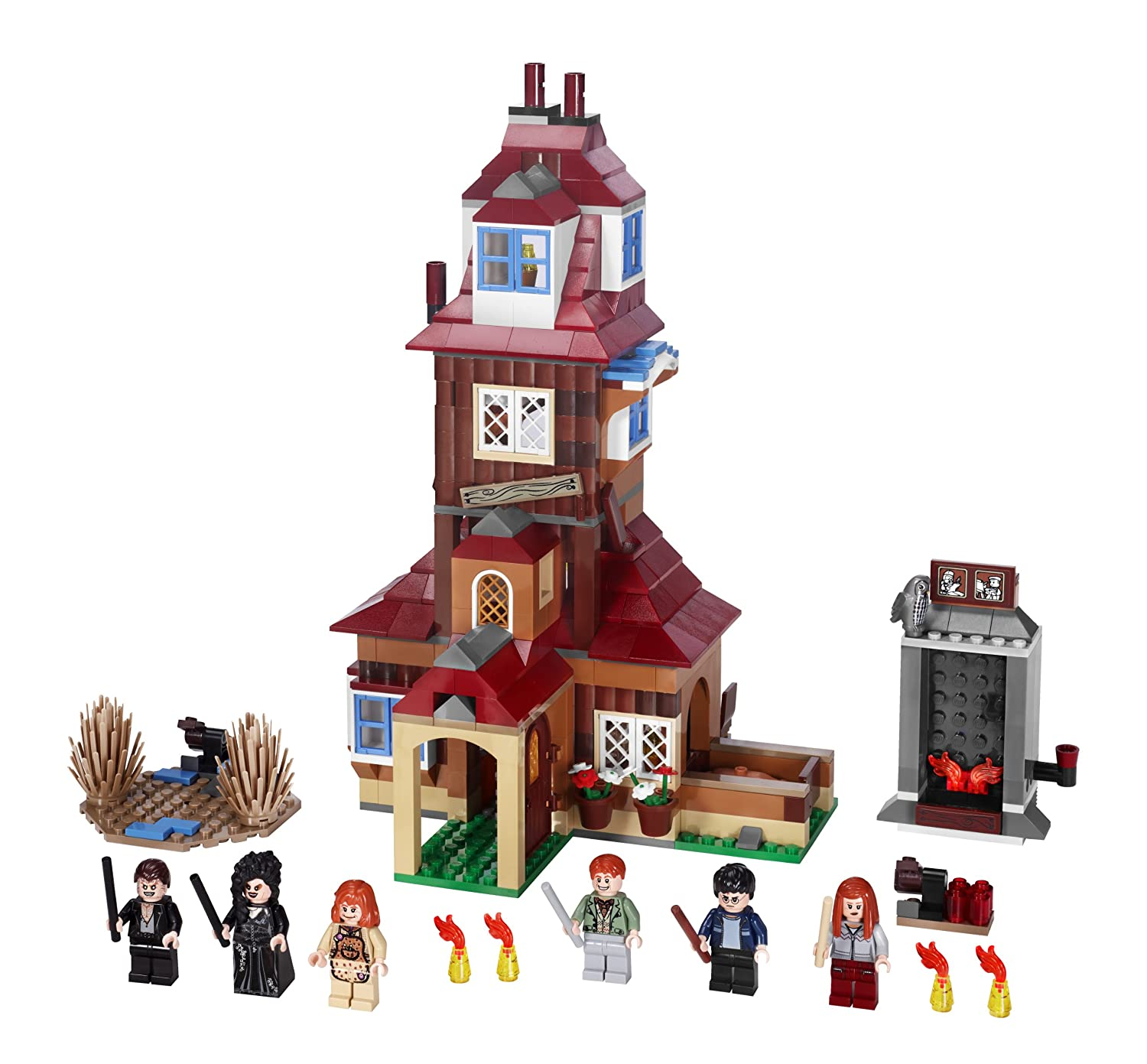Burrow Harry Potter Lego Lego® Harry Potter(tm The