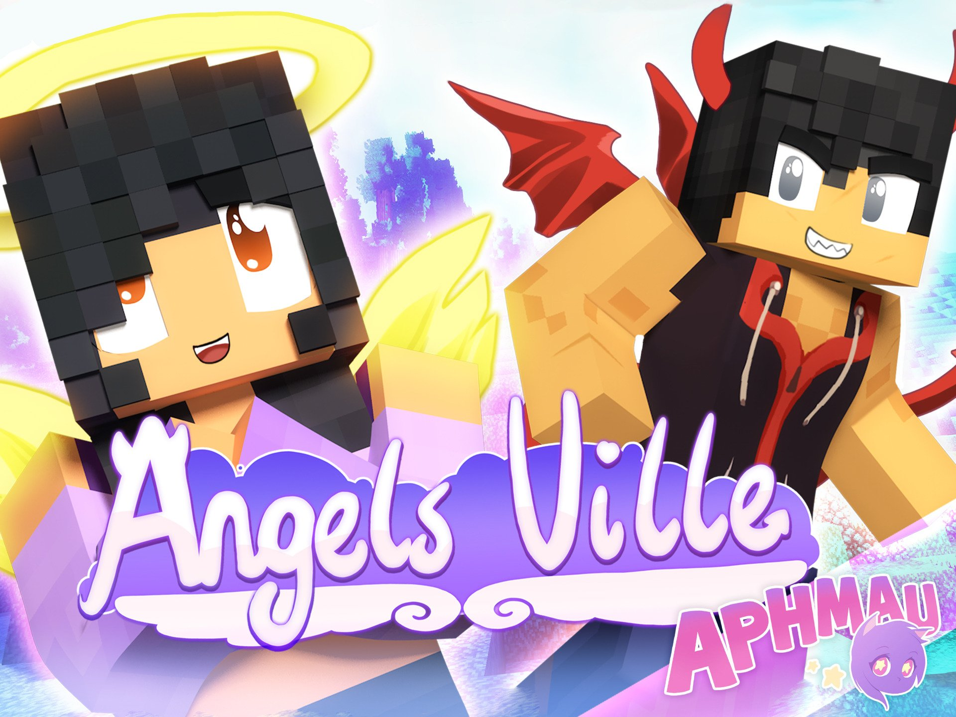 Angels Ville - Season 1