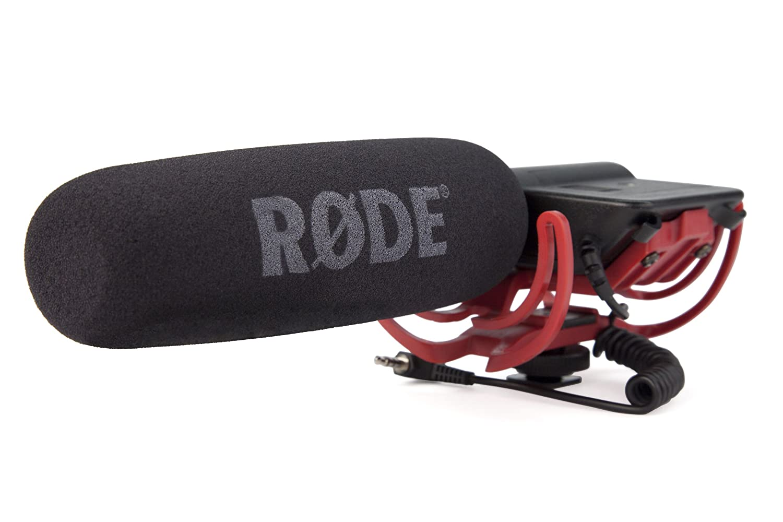 Rode VideoMic shotgun microphone