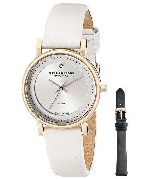 $64.99 Stuhrling Leather Watch Sets