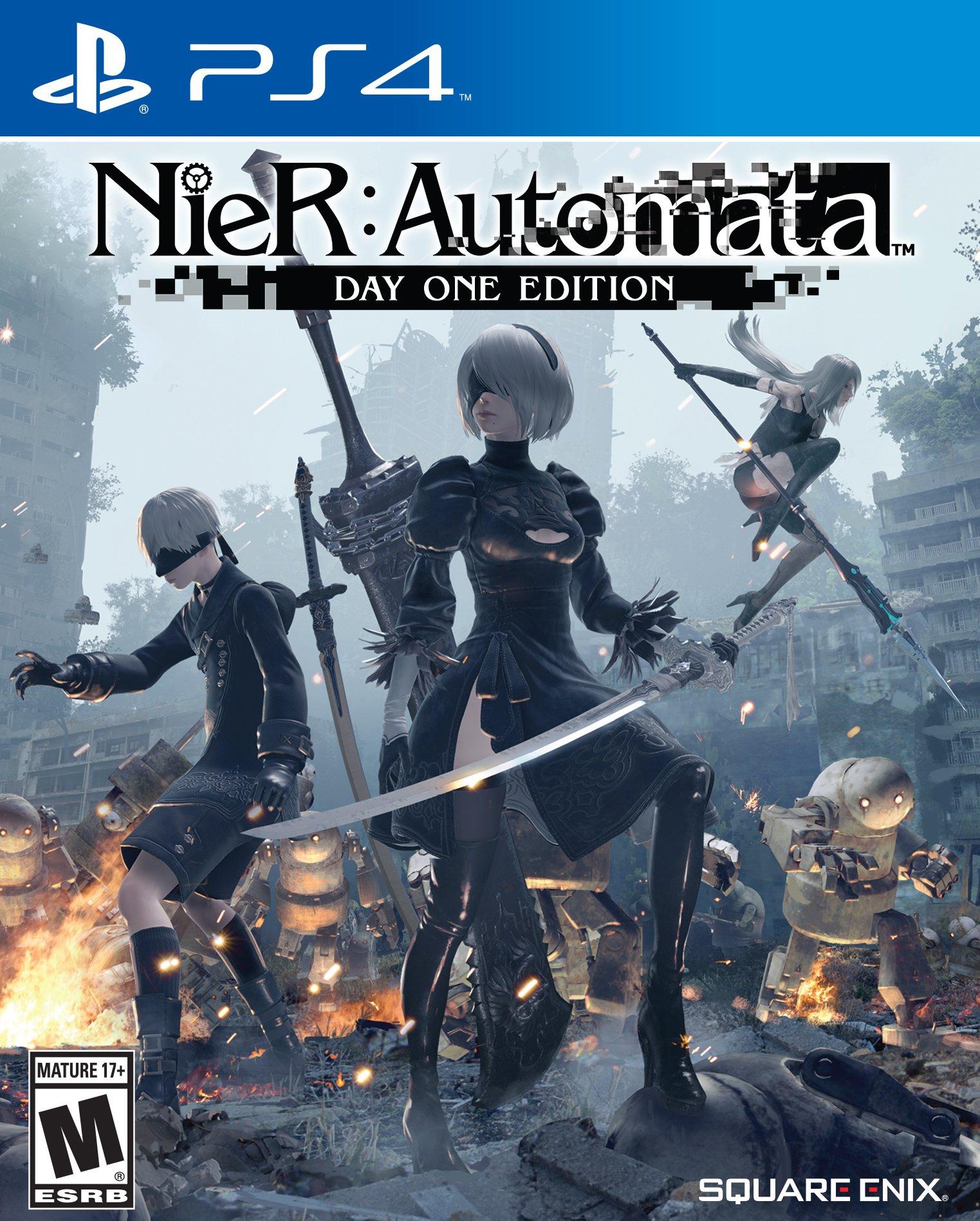 Square Enix Nier Automata
