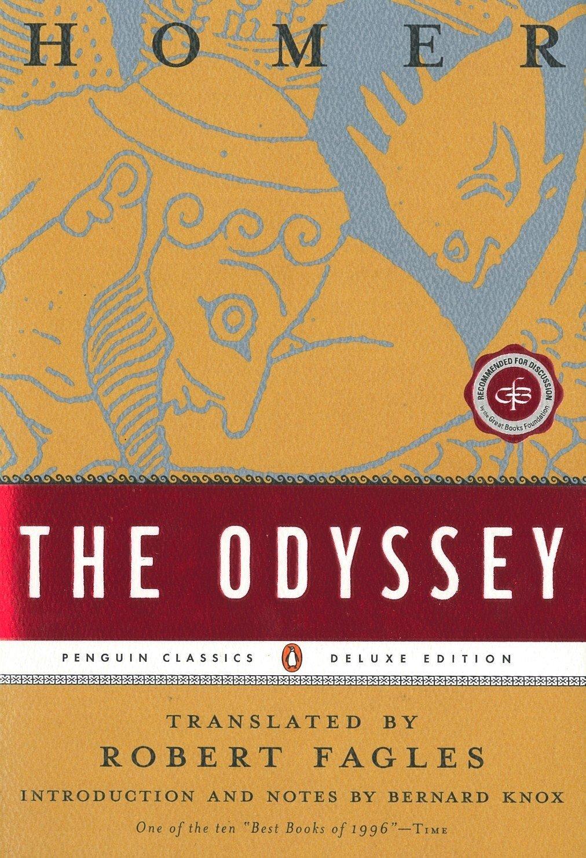 The Odyssey ISBN-13 9780140268867